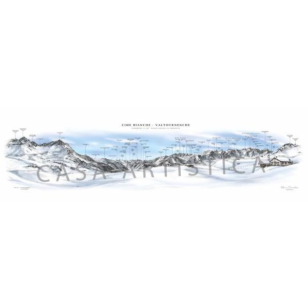 Cime Bianche - Valtournenche