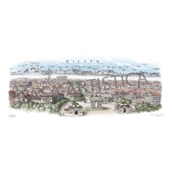 Milano-Dal Monte Rosa al Monte Leone